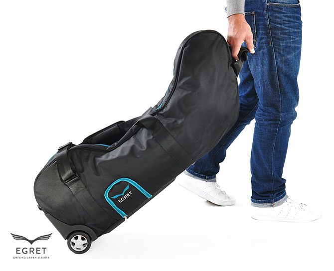 Image Result For Luggage Electric Scooter