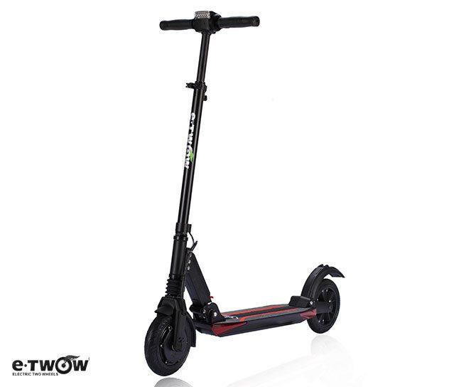 e twow booster v 10 5ah electric scooter urban. Black Bedroom Furniture Sets. Home Design Ideas