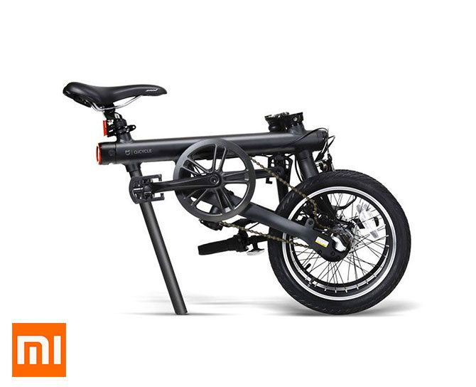 new qicycle ef1 folding electric bike eu version. Black Bedroom Furniture Sets. Home Design Ideas