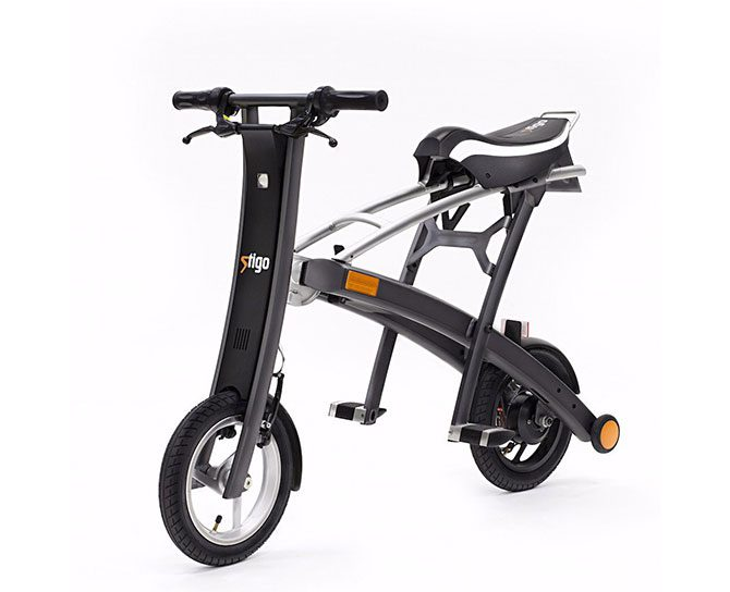 stigo bike electric scooter urban scooter personal. Black Bedroom Furniture Sets. Home Design Ideas