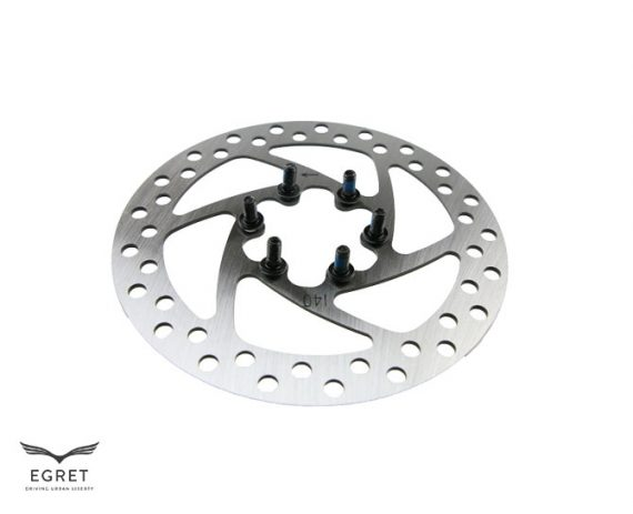 Egret TEN Brake disc Replacement