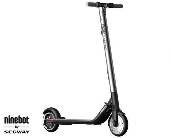 ninebot by segway kickscooter es2 urban electric scooter. Black Bedroom Furniture Sets. Home Design Ideas