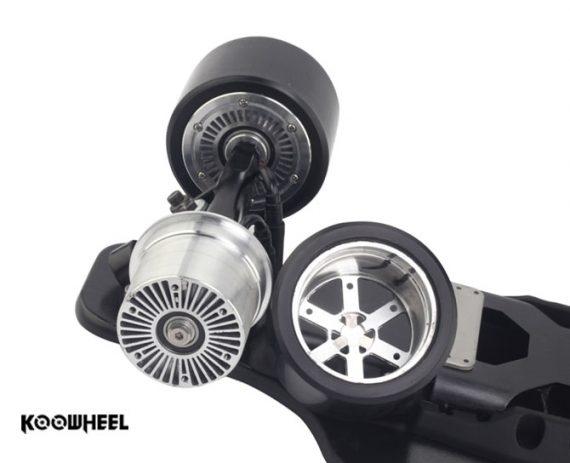 Koowheel Replaceable PU Motor Wheel