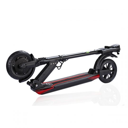 etwow-booster-S-Electric-Scooter-foldable-black-London-Personal-Electric-Transport-UK