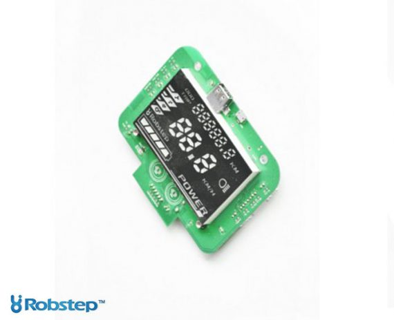 Robstep X1 Display Controller