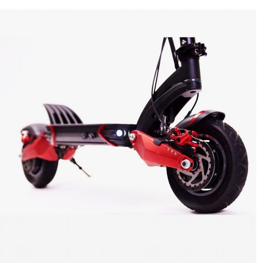 Zero-10X-52V-23Ah-Electric-Scooter-London-Personal-Electric-Transport