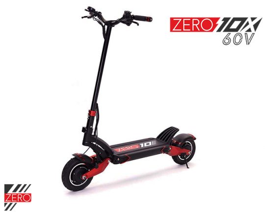 Zero-10X-60V-Electric_Scooter_Personal-Electric-Transport-London_UK