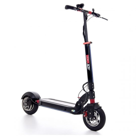 Zero-10-Electric-Scooter-London-Personal-Electric-Transport-Uk