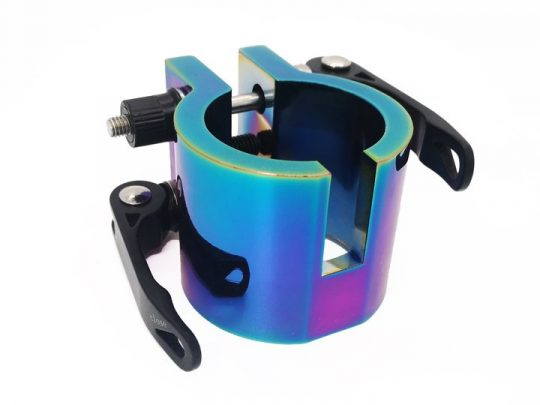 Oil-Slick-Rugged-Folding-Clamp-Electric-Scooter-Accessories-London-Personal-Electric-Transport-London-UK