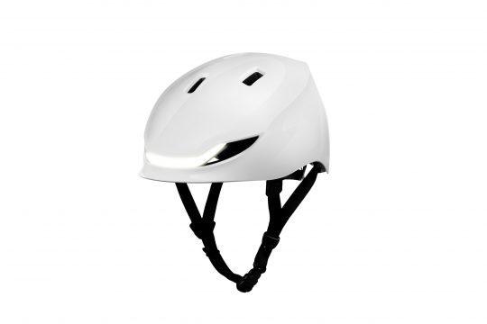 Lumos_Matrix_Jet_White_Helmet-Personal-Electric-Transport-London-UK