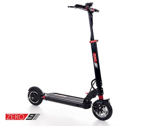 Zero-9-Electric-Scooter-London-Personal-Electric-Transport