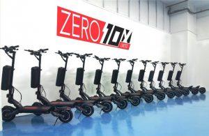 Zero 10x Personal Electric Transport, London UK