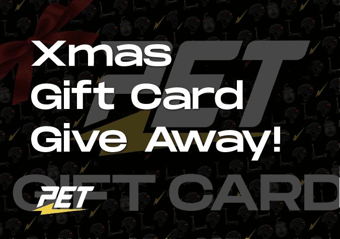 Gift Card Give Away Blog