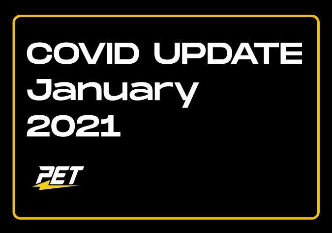 Covid Update Jan 2021