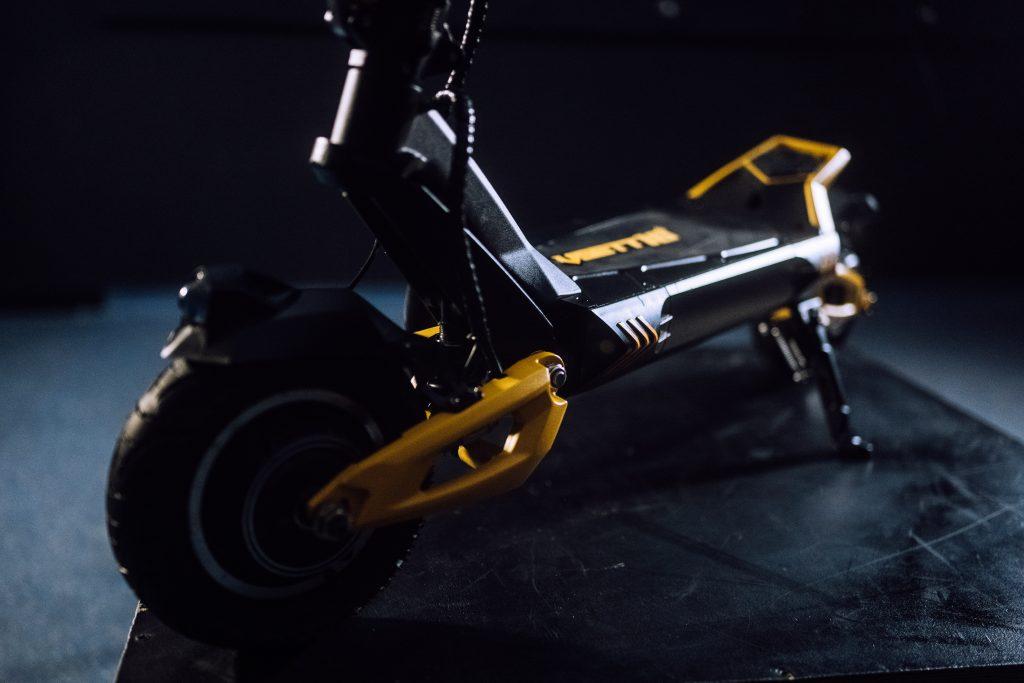 Vsett 10 plus scooter