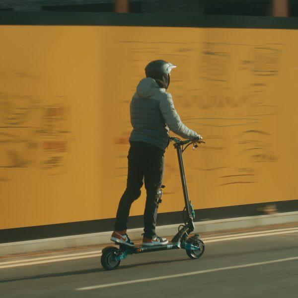 Vsett 9 plus electric scooter