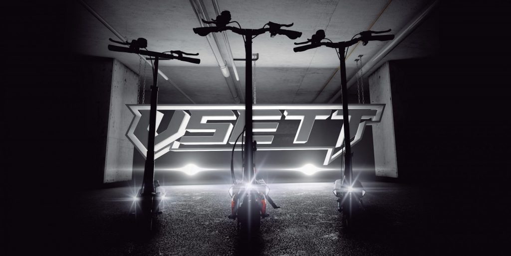 VSETT Next Generation of Electric Scooters