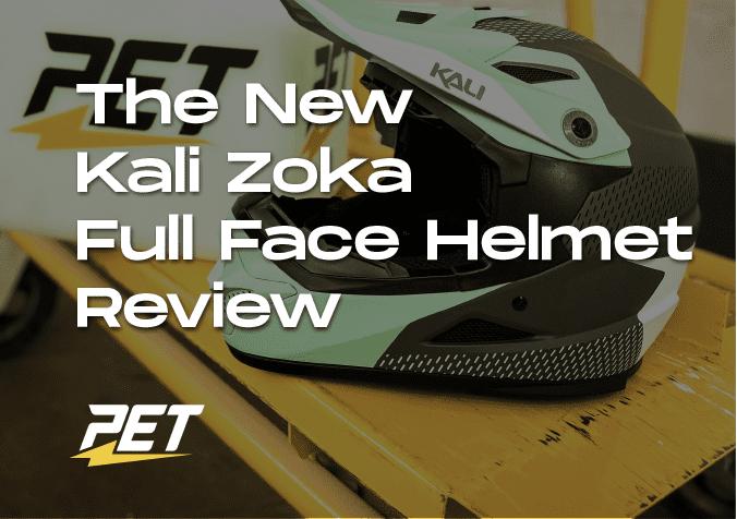 New Kali Zoka Full Face Helmet Electric Scooter EUC