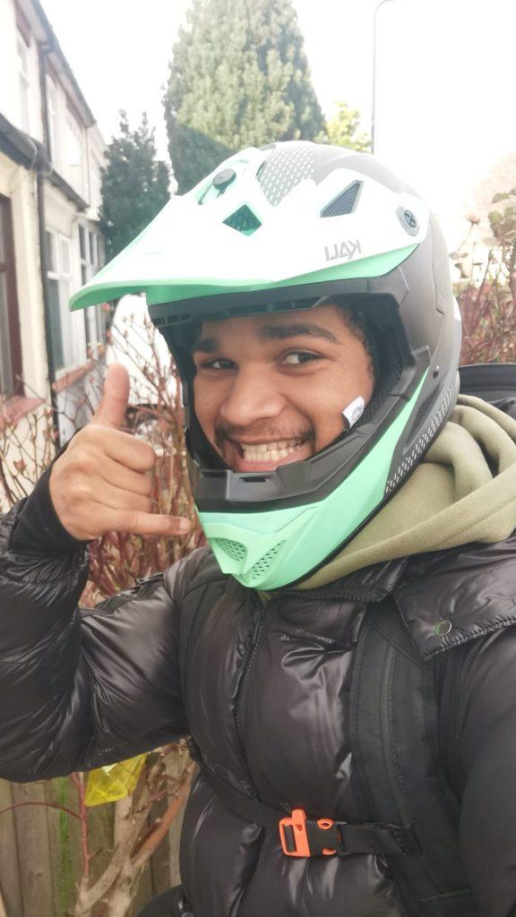 Kali Zoka Full Face Helmet