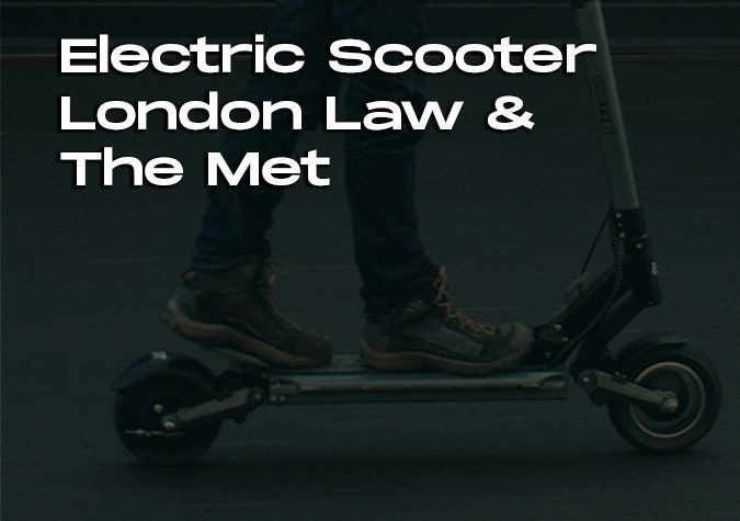 Scooter Law Met Police Blog Article